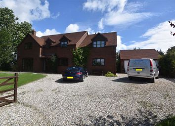 Thumbnail 4 bed detached house for sale in Woodend Lane, Stoke Lacy, Herefordshire