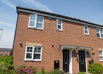 Thumbnail 3 bed semi-detached house to rent in Ashwood Avenue, Kirkby-In-Ashfield, Nottingham