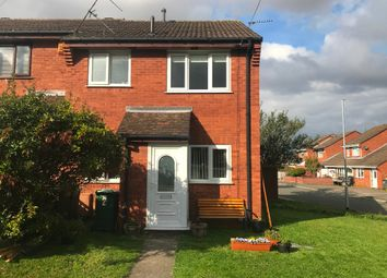 Thumbnail 1 bed town house to rent in Nant Park Court, Wallasey, Wirral