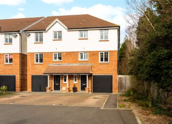 Thumbnail 3 bed semi-detached house for sale in Woodland Close, Godalming, Surrey