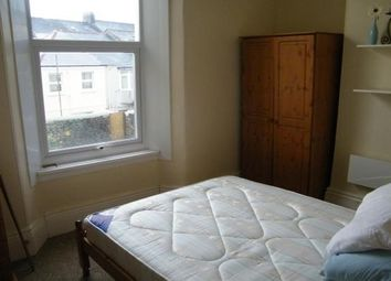 Thumbnail 1 bed flat to rent in Connaught Avenue, Mutley, Plymouth