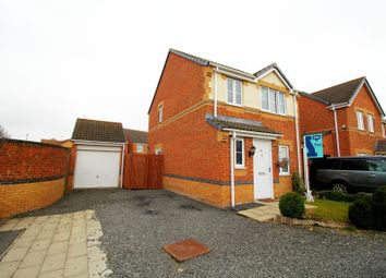 Thumbnail 3 bed detached house for sale in Warner Avenue, St. Helen Auckland, Bishop Auckland