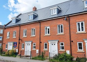 Thumbnail 3 bed town house to rent in Lancaster Road, Brockworth, Gloucester