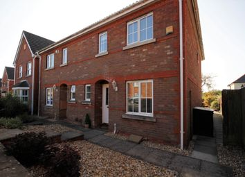 Gardenia Drive, Fareham PO15. 3 bed semi-detached house