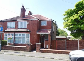 Thumbnail 3 bed semi-detached house to rent in Blackburn Street, Manchester, Manchester