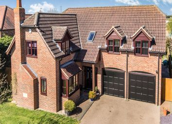 Thumbnail 5 bedroom detached house for sale in Woodcroft, South Hykeham, Lincoln