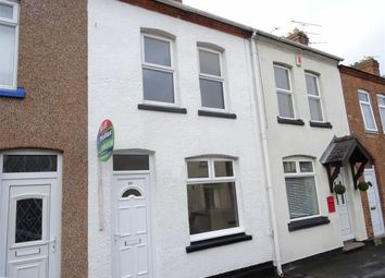 Thumbnail 2 bedroom terraced house to rent in Hurst Road, Earl Shilton, Leicester