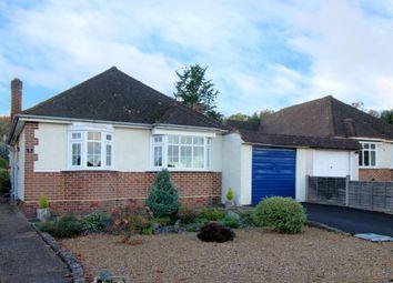 Thumbnail 3 bedroom detached bungalow for sale in Cranmore Close, Aldershot