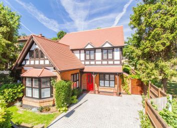 Thumbnail 5 bed detached house for sale in The Lodge, High Road, Loughton