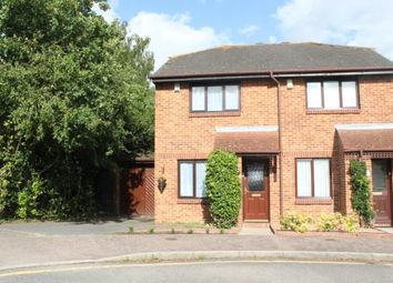 Thumbnail 2 bedroom semi-detached house for sale in Haig Gardens, Gravesend, Kent