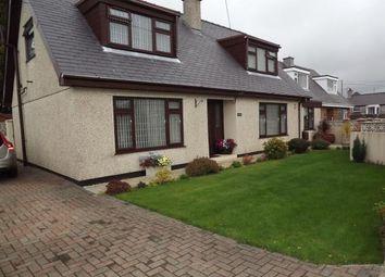 Thumbnail 4 bed bungalow for sale in Llanrug, Caernarfon, Gwynedd