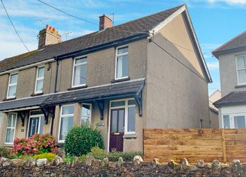 3 bed end terrace house for sale in Mill Road, Okehampton EX20