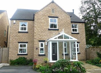 Thumbnail 4 bed detached house for sale in Compton Grove, Buxton, Derbyshire