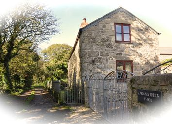 Thumbnail 3 bed barn conversion to rent in Newmill, Penzance