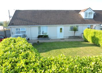 Thumbnail 3 bed semi-detached bungalow for sale in Lleifior, Llangynin, St. Clears, Carmarthen