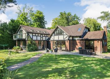 4 bed detached house for sale in Domewood, Copthorne, Surrey RH10