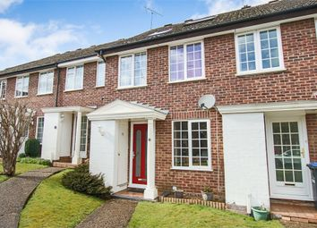 Thumbnail 3 bed terraced house for sale in The Glades, East Grinstead, West Sussex