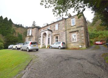 Thumbnail 2 bed flat for sale in Bullwood Road, Dunoon, Argyll And Bute
