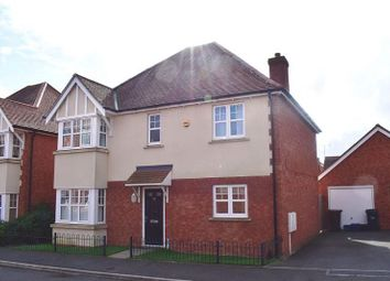 Thumbnail 4 bed property to rent in Maxwell Crescent, Northampton