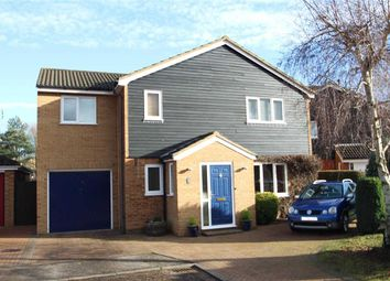 Thumbnail 4 bedroom detached house for sale in Parkers Place, Martlesham Heath, Ipswich