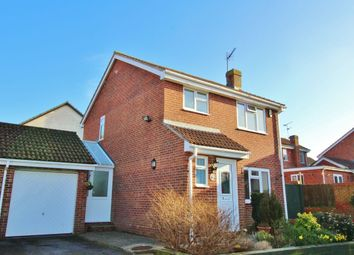 Thumbnail 3 bed detached house for sale in Grampian Close, Eastbourne
