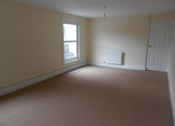 Thumbnail 1 bed flat to rent in John Street, Porthcawl