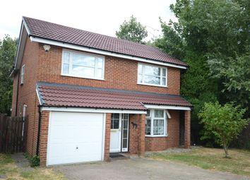 Thumbnail 5 bed detached house for sale in Ashton Road, Wokingham, Berkshire