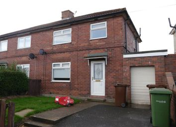 Thumbnail 3 bedroom semi-detached house to rent in Westway, Throckley, Newcastle Upon Tyne