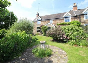 Thumbnail 4 bed cottage for sale in Swiss Cottages, Chevin Road, Belper, Derbyshire