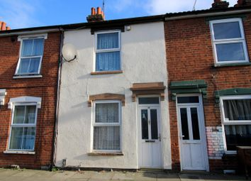 Thumbnail 3 bed end terrace house to rent in Surrey Road, Ipswich