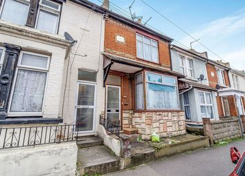 Thumbnail 4 bed terraced house to rent in Balmoral Road, Gillingham