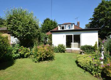 Thumbnail 3 bed detached bungalow for sale in Hampden Road, Chalfont St. Peter, Gerrards Cross