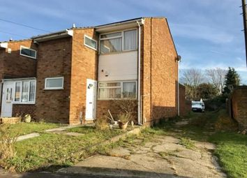 Thumbnail 3 bed end terrace house for sale in Rainham, Essex, .