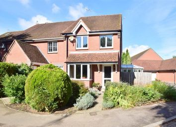 Thumbnail 3 bed end terrace house for sale in Parker Close, Maidenbower, Crawley, West Sussex