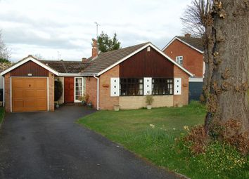 Thumbnail 3 bed detached bungalow for sale in Windsor Road, Albrighton, Wolverhampton