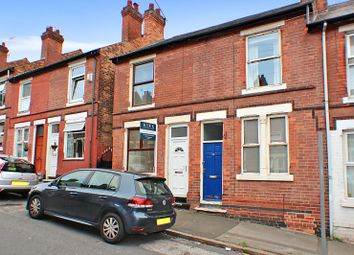 Thumbnail 3 bed end terrace house for sale in Denstone Road, Nottingham