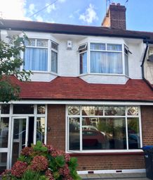 Thumbnail 4 bed terraced house to rent in Pevensey Avenue, London