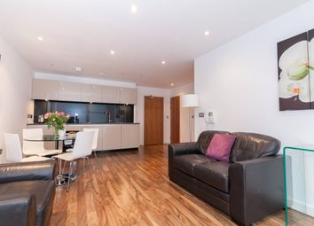 Thumbnail 1 bedroom flat to rent in Milliners Wharf, Munday Street, Manchester