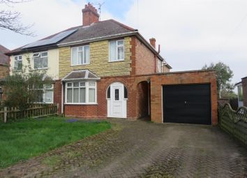 Thumbnail 3 bed semi-detached house for sale in North Street, Stilton, Peterborough
