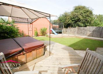 Thumbnail 5 bed detached house for sale in Barons Close, Kirby Muxloe, Leicester, Leicestershire