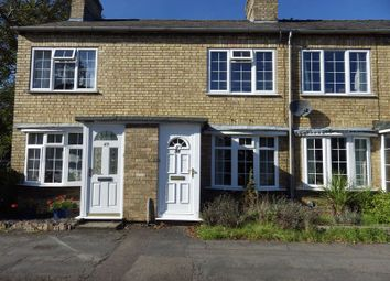Thumbnail 2 bedroom terraced house to rent in St. Neots Road, Eaton Ford, St. Neots