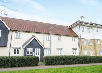 Thumbnail 2 bed flat for sale in Iona Walk, Rowhedge, Colchester