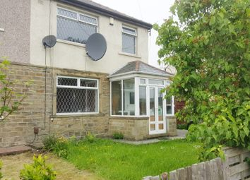 Thumbnail 3 bed semi-detached house to rent in Thorn Lane, Bradford