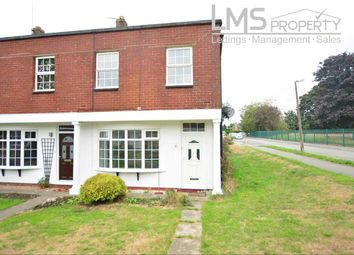 Thumbnail 3 bed end terrace house to rent in Handley Hill, Winsford