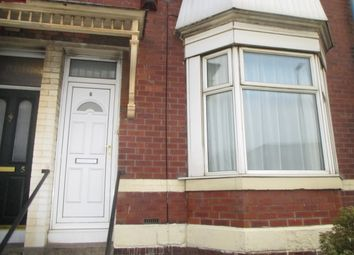 Thumbnail 1 bed flat to rent in Thornton Avenue, South Shields