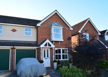 Thumbnail 3 bed property to rent in Grensell Close, Eversley