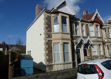 Thumbnail 3 bed end terrace house for sale in Marston Road, Knowle, Bristol