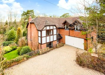 Thumbnail 5 bed detached house for sale in Stone Cross Road, Mayfield, East Sussex