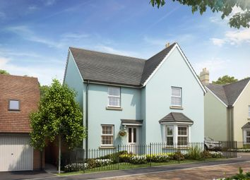 "Thumbnail 4 bed detached house for sale in ""Cambridge"" at Bevans Lane, Pontrhydyrun, Cwmbran"