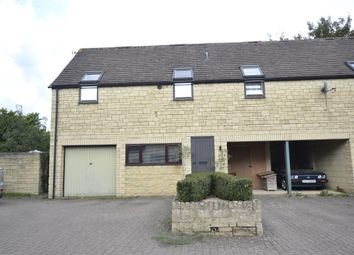 Thumbnail 1 bedroom terraced house for sale in Campden Close, Witney, Oxfordshire